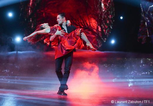 Danse avec les stars - Olivier Dion et Denitsa Ikonomova