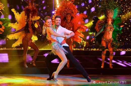 Danse avec les stars - Véronique Dicaire et Julien Brugel