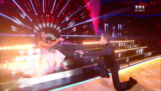 Danse avec les stars - Loïc Nottet et Denitsa Ikonomova