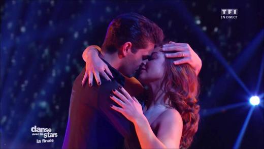 Danse avec les stars - Priscilla Betti et Christophe Licata