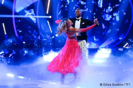 Danse avec les stars - Djibril Cissé et Silvia Notargiacomo