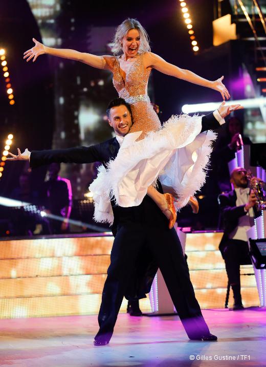 Priscilla Betti et Christophe Licata