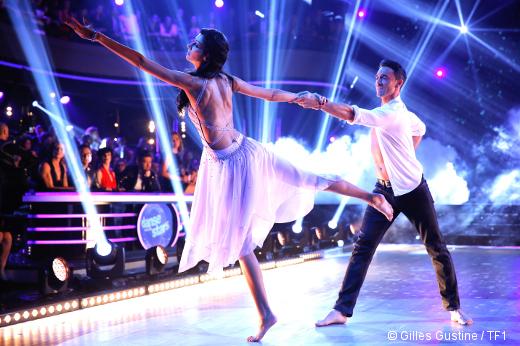 danse-avec-les-stars_saison-6_prime-3_Sophie-Vouzelaud_Maxime-Dereymez