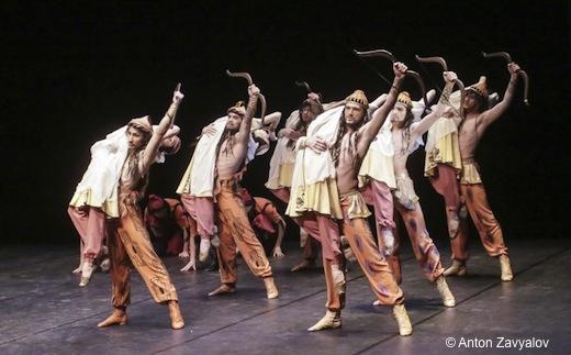 Danses Polovtsiennes, ballet de Perm