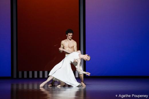 Alessio Carbone et Eleonore Abbagnato - Daphnis et Chloé