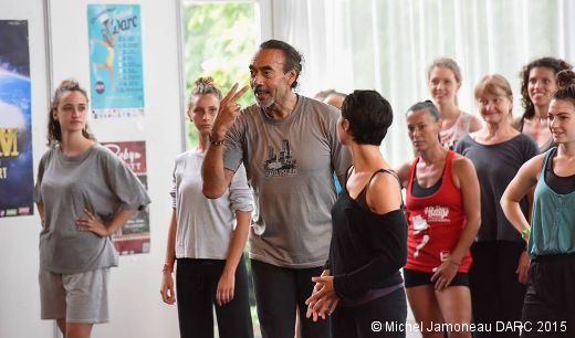 Stage de danse DARC - Larrio Ekson