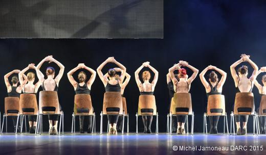 Stage de danse DARC - Spectacle de fin de stage (Rudy Bryans - Danse classique)