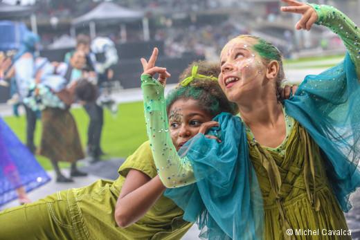 Le Défilé de la Biennale de la Danse de Lyon
