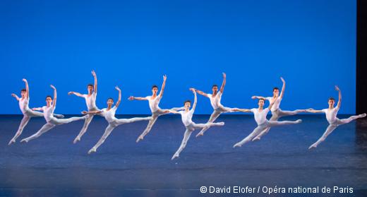 Démonstrations 2015 de l'École de Danse de l'Opéra de Paris - La troisième division garçons