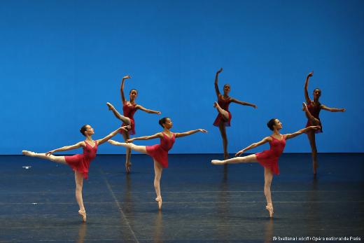 pas de valse danse classique