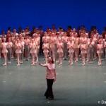 Les Démonstrations 2014 – École de Danse de l'Opéra de Paris