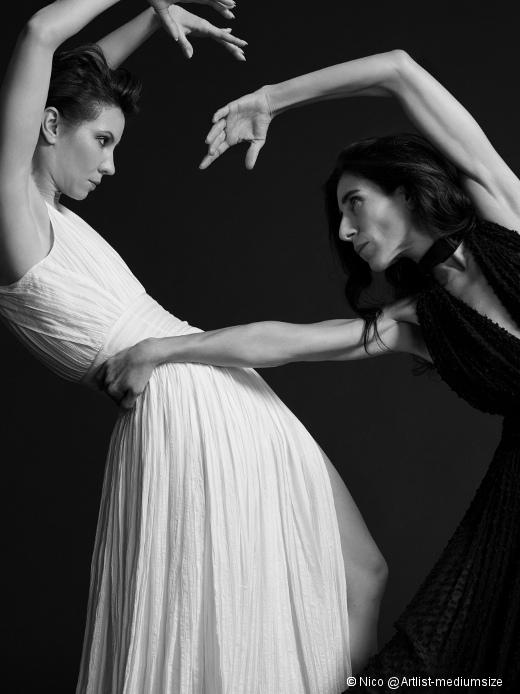 Déesses et Démones - Blanca Li et Maria Alexandrova