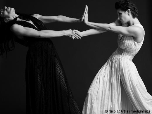 Déesses et Démones - Blanca Li et Maria Alexandrovna