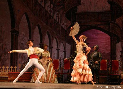 Ballet de Perm - Don Quichotte