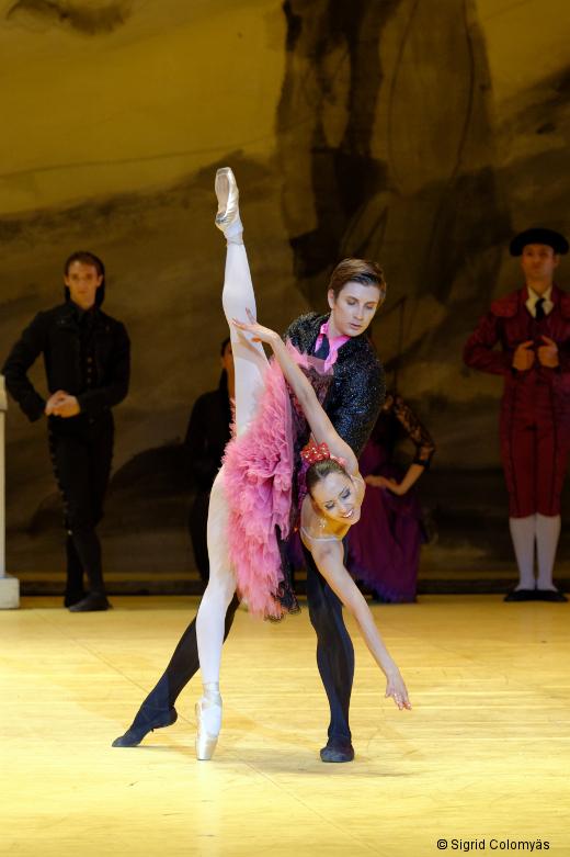 Don Quichotte - Ballet de l'Opéra de Bordeaux