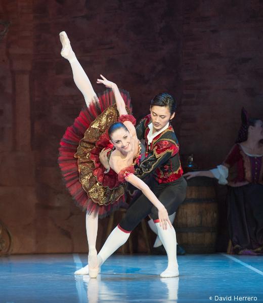 Julie Charlet et Shizen Kazama - Don Quichotte