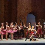 Don Quichotte de Kader Belarbi par le Ballet du Capitole – Maria Gutiérrez et Davit Galstyan