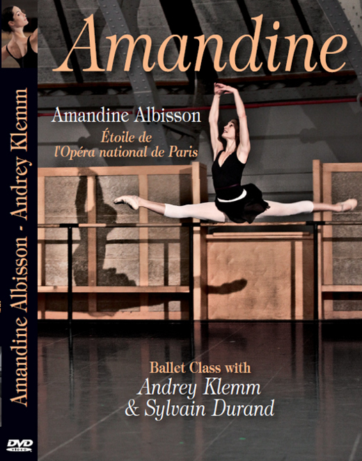 dvd-amandine-albisson
