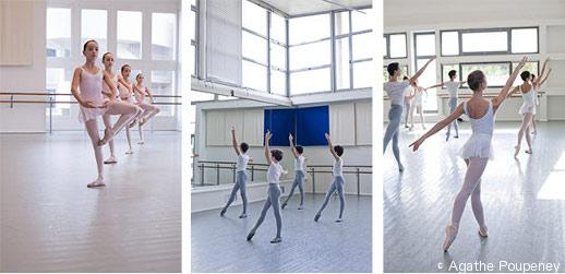 École de Danse de l'Opéra de Paris