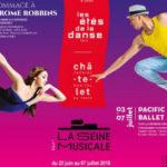 Les Etés de la Danse 2018 – Hommage à Jerome Robbins et le Pacific Northwest Ballet du 25 juin au 7 juillet