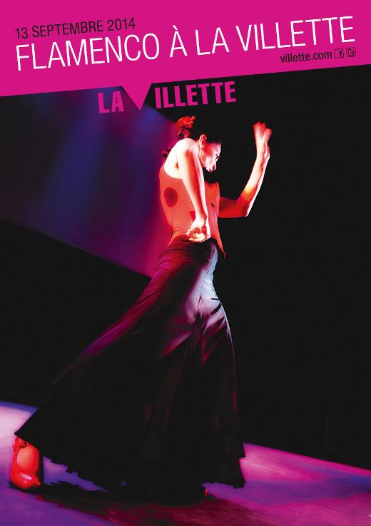 Soirée Flamenco à La Villette