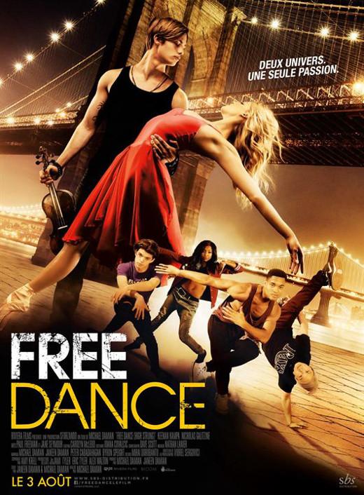 free-dance-affiche