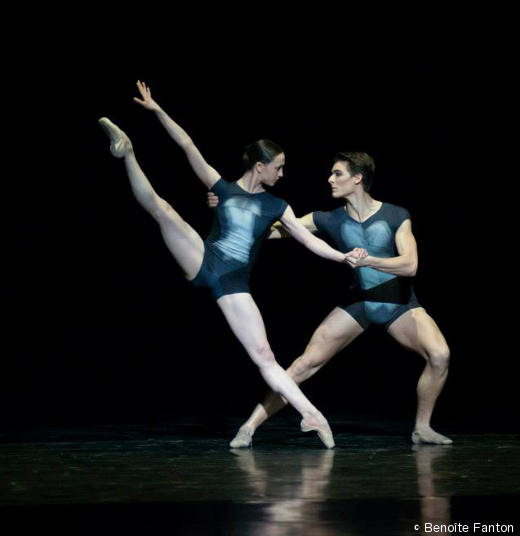 Juliette Hilaire et Hugo Marchand - Genius