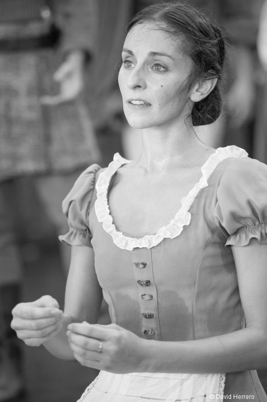Répétition de Giselle par le Ballet du Capitole (Julie Charlet)