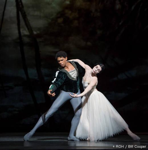 Carlos Acosta et Natalia Ossipova - Giselle
