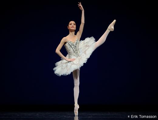 Mathilde Froustey dans le Grand pas classique