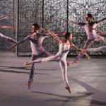 """Trois """"Grande Fugue"""" par le Ballet de l'Opéra de Lyon"""