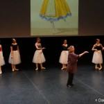 Grande leçon de danse : Giselle raconté par Ghislaine Thesmar