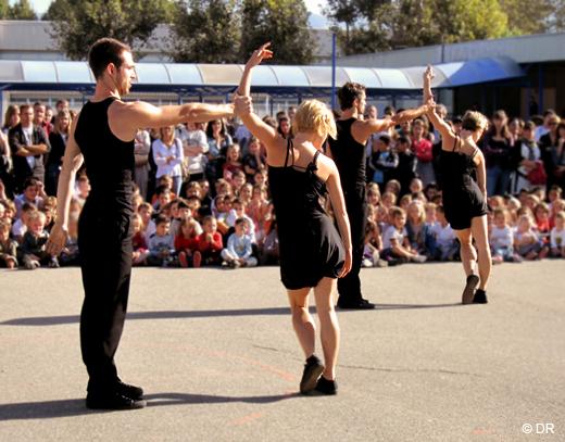 le G.U.I.D du Ballet Preljocaj