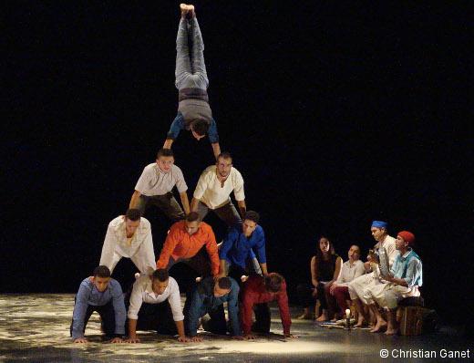 Halka du Groupe acrobatique de Tanger