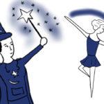 """Les mystères du prof de danse – """"Suivez votre main !"""""""