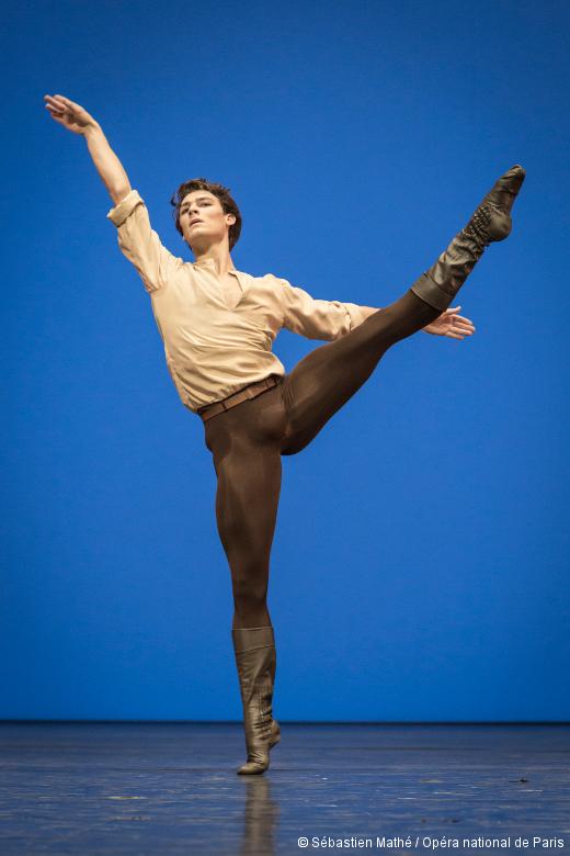 Concours de promotion 2015 - Hugo Marchand dans sa variation libre (Dances at a Gathering)