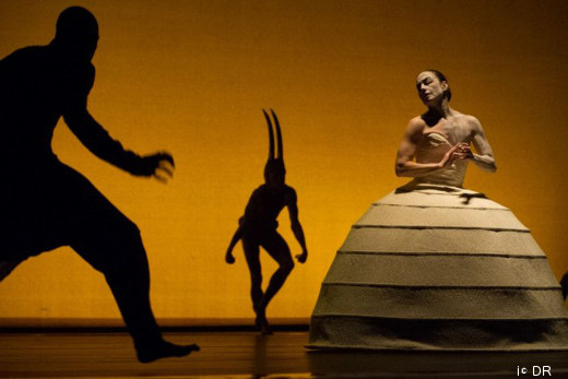 iTMOi - Akram Khan Dance Company