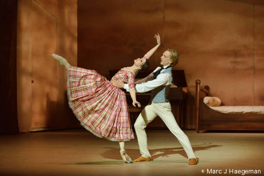 Evgenia Obraztsova et David Hallberg - Illusions perdues
