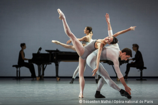 In Creases de Justin Peck - Hannah O'Neill et Vincent Chaillet