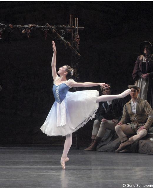 Isabelle Boylston- Giselle-ABT