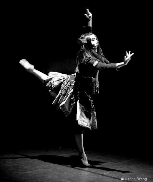 Je danse parce que je me méfie des mots de Kaori Ito