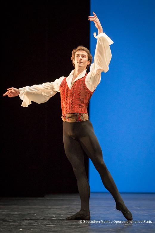 Concours de promotion 2015 - Jérémy-Loup Quer dans sa variation libre (Esmeralda)
