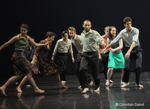Jeune Ballet du Cnsmdl