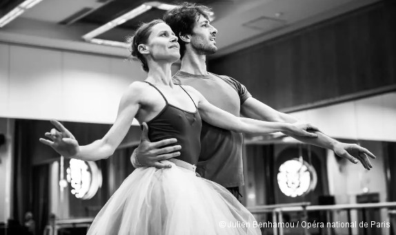 485e8ef1c6c385 Joyaux de George Balanchine par le Ballet de l Opéra de Paris – Qui voir  danser sur scène