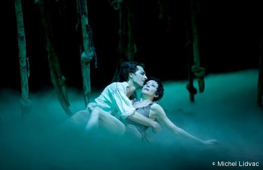 Isabelle Ciaravola et Mathieu Ganio - L'Histoire de Manon