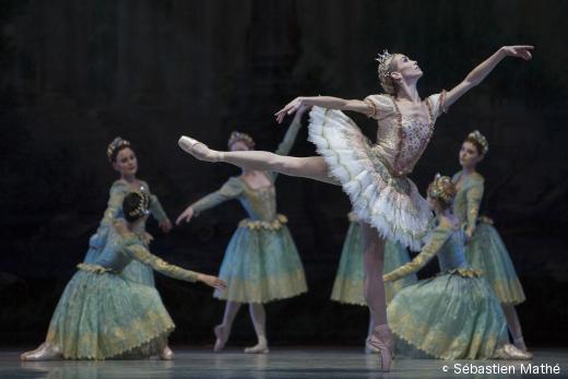 Eleonora Abbaganto - La Belle au bois dormant