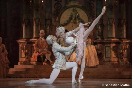 Ludmila Pagliero et Josua Hoffalt - La Belle au bois dormant