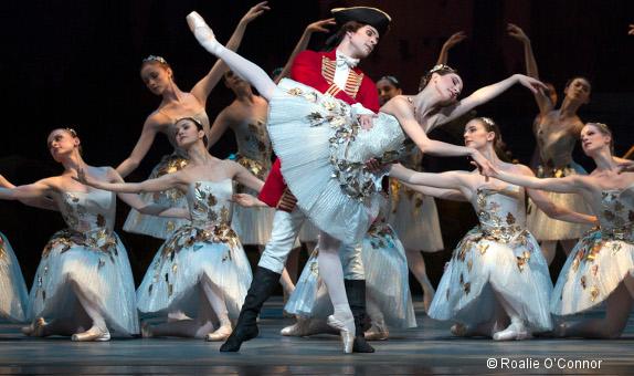 Gros plan sur La Belle au bois dormant d u2019Alexe u00ef Ratmansky par l u2019American Ballet Theatre Danses  # Ballet Belle Au Bois Dormant