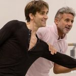 Rencontre avec Friedemann Vogel pour La Chauve-souris de Roland Petit avec le Ballet de l'Opéra de Rome