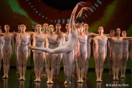 La Création - Die schopfung d'Uwe Scholz, dansée par le Ballet de l'Opéra du Rhin